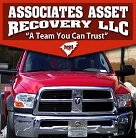 associates asset recovery repossession companies repo agents